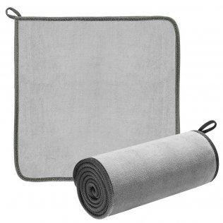 Мікрофібра Easy Life Car Washing Towel 2psc Grey (CRXCMJ-0G)