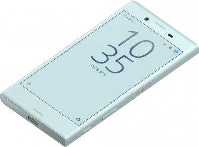 Смартфон Sony New compact F5321 блакитний