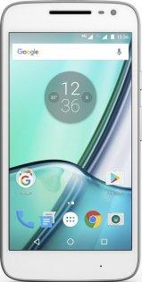 Смартфон Motorola Moto G4 Play XT1602 білий
