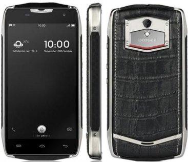 Смартфон Doogee T5 Lite чорний