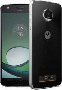 Смартфон Motorola Moto Z Play XT1635-02 чорний/сріблястий