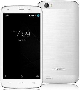 Смартфон Doogee T6 білий
