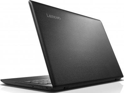 Ноутбук Lenovo IdeaPad 110-15IBR (80T7004QRA) чорний