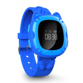 Смарт годинник SMA Watch CAT блакитний