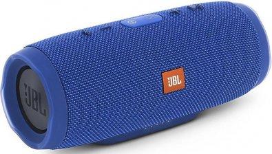 Портативна акустика JBL Charge 3 Blue (JBLCHARGE3BLUEEU)