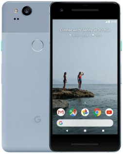 Смартфон Google Pixel 2 4/64GB Kinda Blue
