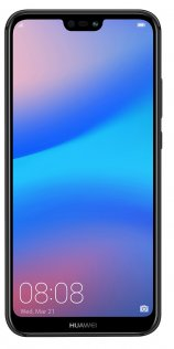 Смартфон Huawei P20 Lite 4/64GB Midnight Black