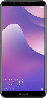 Смартфон Huawei Y7 Prime 2018 3/32GB Black (51092JHA)