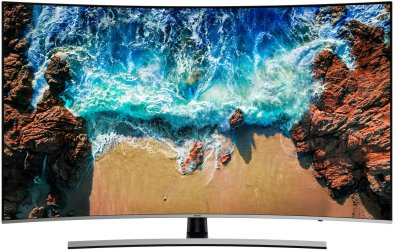 Телевізор LED SAMSUNG UE55NU8500UXUA Curver (Smart TV, Wi-Fi, 3840x2160)