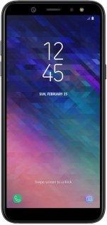 Смартфон Samsung Galaxy A6 A600F 3/32GB SM-A600FZKNSEK Black