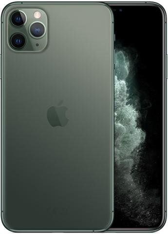 Смартфон Apple iPhone 11 Pro Max 64GB Green