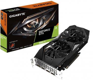 Відеокарта Gigabyte GTX 1660 Ti WindForce (GV-N166TWF2-6GD)
