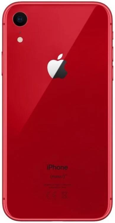 Смартфон Apple iPhone Xr 64GB MRY62 PRODUCT Red
