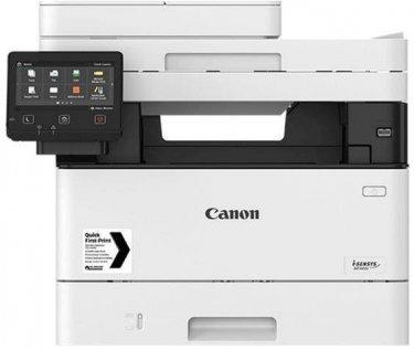 Лазерний чорно-білий БФП Canon i-SENSYS MF443dw A4 з Wi-Fi
