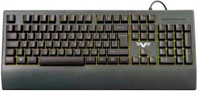 Клавіатура FRIMECOM Graphit Black (FLK19600)