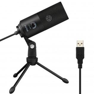 Мікрофон Fifine K669B USB Black