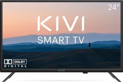 Телевізор LED Kivi 24H600KD (Smart TV, Wi-Fi, 1366x768)