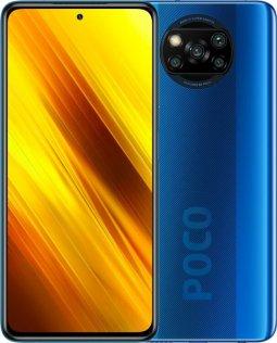 Смартфон Xiaomi Poco X3 NFC 6/128GB Cobalt Blue