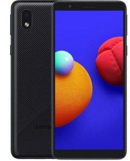 Смартфон Samsung Galaxy A01 Core A013 1/16GB SM-A013FZKDSEK Black