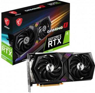 Відеокарта MSI RTX 3060 Gaming X 12G (RTX 3060 GAMING X 12G)
