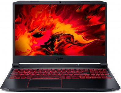 Ноутбук Acer Nitro 5 AN515-56 NH.QAMEU.00G Black