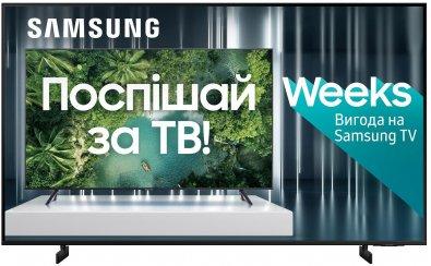 Телевізор LED Samsung UE43AU8000UXUA (Smart TV, Wi-Fi, 3840x2160)