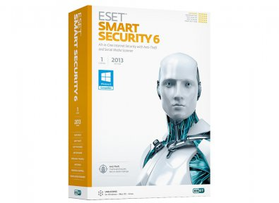 Антивірус ESET Smart Security 6