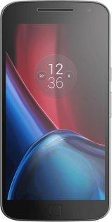 Смартфон Motorola Moto G4 Plus XT1642 чорний