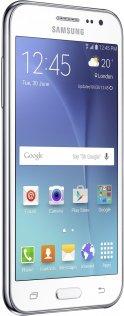 Смартфон Samsung Galaxy J2 J200H білий