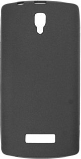 Чохол Just-Must для Lenovo A2010 - Sand series чорний