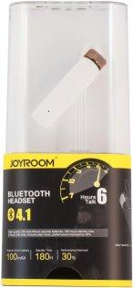 Гарнітура JoyRoom JR-Y102 біла