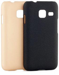 Чохол Pudini для Samsung J105 - Sand series чорний