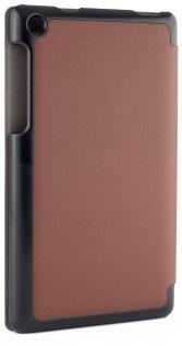 Чохол для планшета XYX Lenovo 710 TAB 3 коричневий