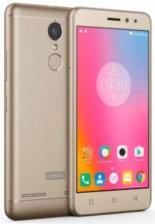 Смартфон Lenovo Vibe K6 Power (K33A42) золотий