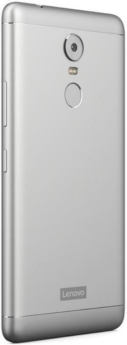 Смартфон Lenovo Vibe K6 Note (K53A48) сріблястий