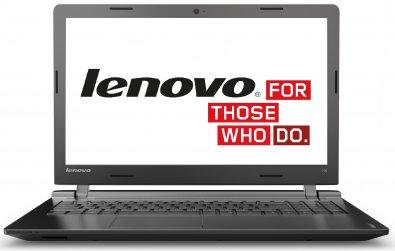 Ноутбук Lenovo IdeaPad 100-15IBD (80QQ01EGUA) чорний