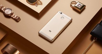 Смартфон Xiaomi Redmi 4X 2/16 ГБ золотий