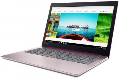 Ноутбук Lenovo IdeaPad 320-15ISK 80XH00E8RA Plum Purple