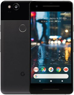 Смартфон Google Pixel 2 4/64GB Just Black
