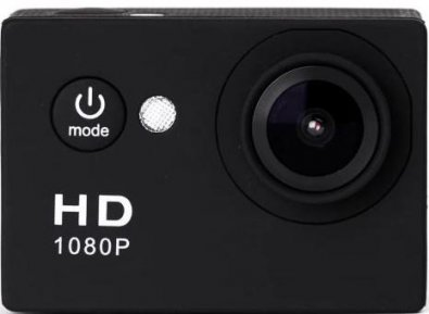 Екшн-камера Eken A8 Black