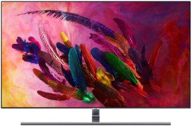 Телевізор QLED Samsung QE55Q7FNAUXUA (Smart TV, Wi-Fi, 3840x2160)