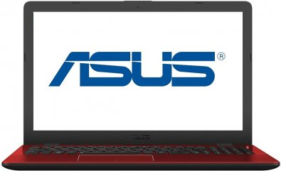 Ноутбук ASUS VivoBook X542UN-DM262 Red