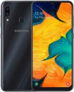 Смартфон Samsung Galaxy A30 A305F 3/32GB SM-A305FZKUSEK Black