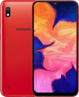 Смартфон Samsung Galaxy A10 A105F 2/32GB SM-A105FZRGSEK Red