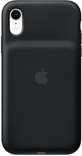Чохол-акумулятор Apple для iPhone Xr - Smart Battery Case Black