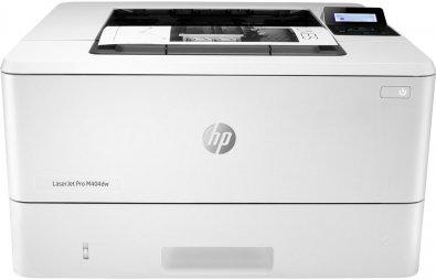 Лазерний чорно-білий принтер HP LaserJet Pro M404dw A4 з Wi-Fi