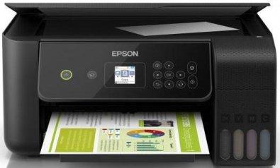 Багатофункціональний пристрій Epson L3160 with Wi-Fi (C11CH42405)