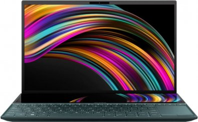 Ноутбук ASUS ZenBook Duo UX481FL-BM021T Celestial Blue
