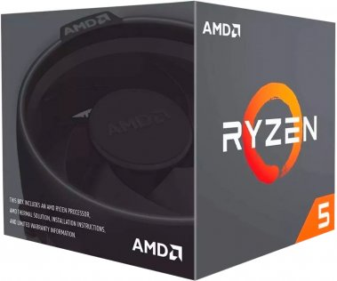 Процесор AMD Ryzen 5 1600 (YD1600BBAFBOX) Box