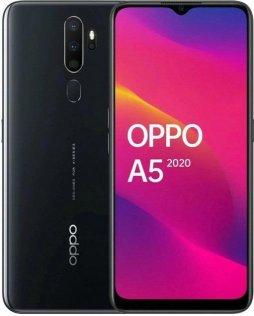Смартфон OPPO A5 2020 3/64GB Black (OFCPH1931_BLACK)